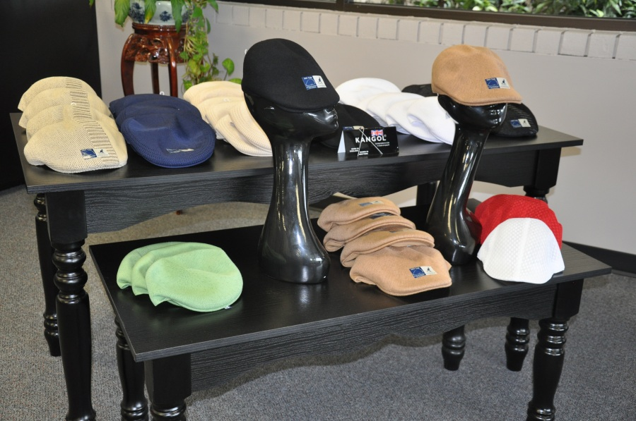 We have all these hats and more in our store.